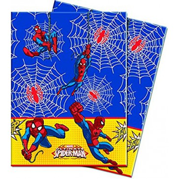 MARVEL ULTIMATE SPIDERMAN TOVAGLIA PLASTIFICATA 180X120 CM