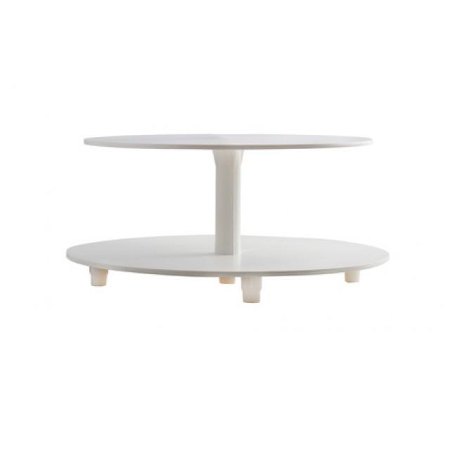 Alzata per torte 2 piani 34 25 cm cake design alcas for Design a 2 piani