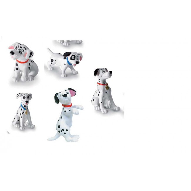 Personaggio cagnolino carica dei decorazione torta wfd