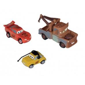 MACCHININE CARS DISNEY PER DECORO TORTA 1 PEZZO PLASTICA WFD